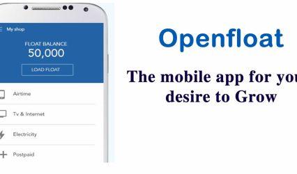 Openfloat mobile app