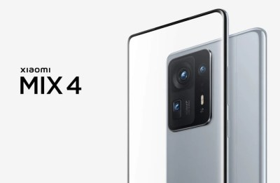 Xiaomi mix 4 in Kenya