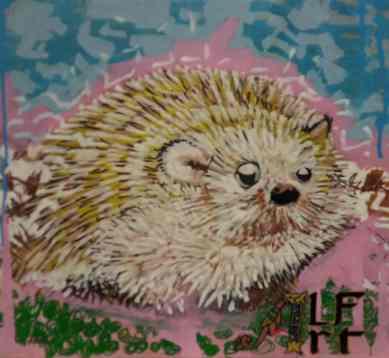 3 au 16 avril 2017 | Stéphane Descatoire | Vegan Animality | Expo Peintures