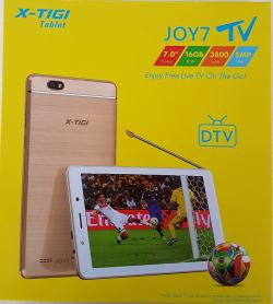 X-TIGI JOY7 TV