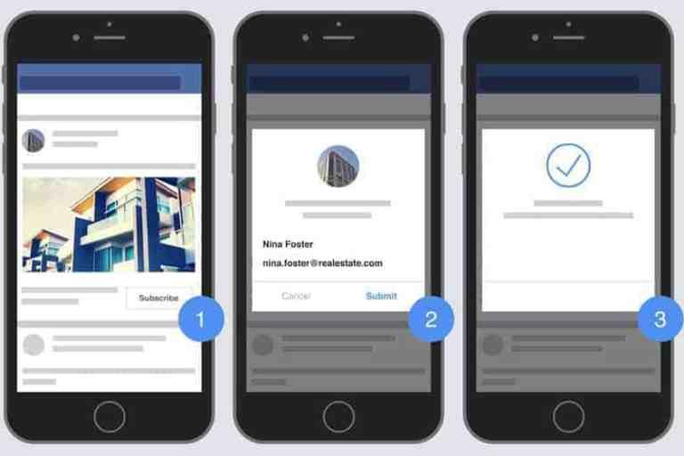 طريقة عمل كامبين عقاري بدون موقع باستخدام فيسبوك فقط