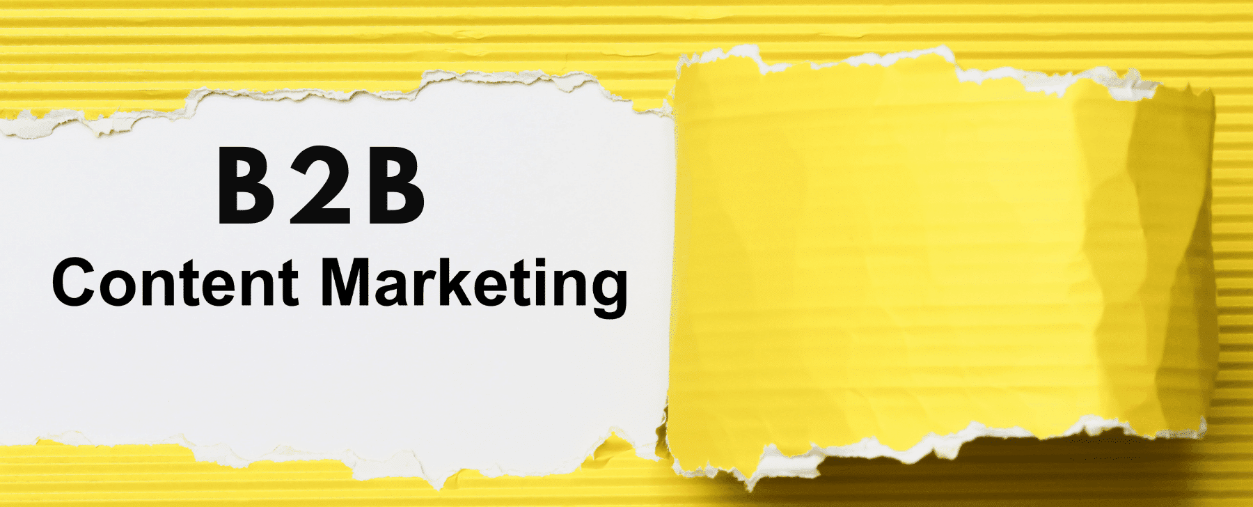 B2B Content Marketing with Examples