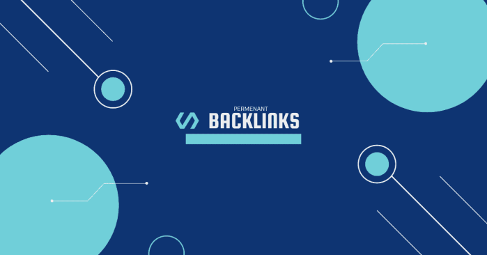 Permenant Backlink
