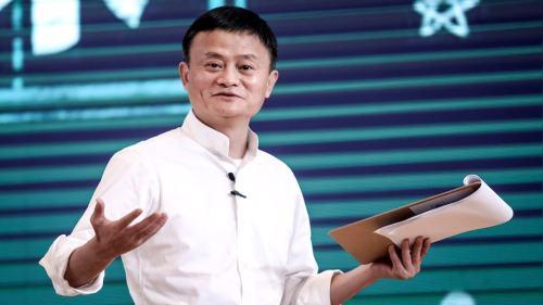 Jack Ma Missing?