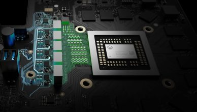 Project Scorpio using Vega features