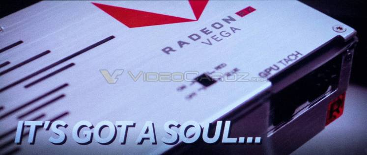 AMD RX Vega price and performance - Vega Reference card (Soul)