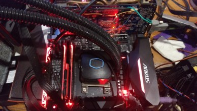 Overclocker breaks AMD Ryzen DDR4-4000 Speed Barrier