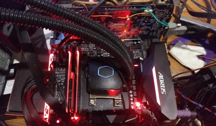 Overclocker breaks AMD Ryzen DDR4-4000 Speed Barrier