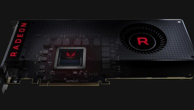 AMD RX Vega gaming performance