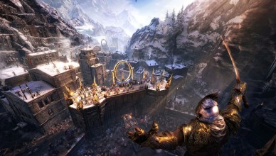 Shadow of War benchmarks