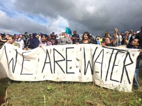Contribute to Standing Rock