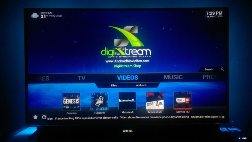 DigiXstream Shop Special Setup