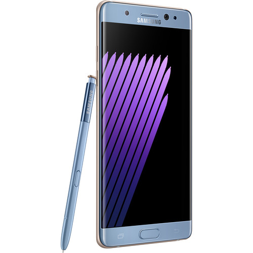 US regulators issue official recall of Samsung's Galaxy Note 7 phone
