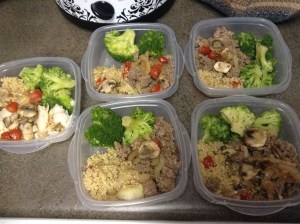 Meal Plan: Lunches
