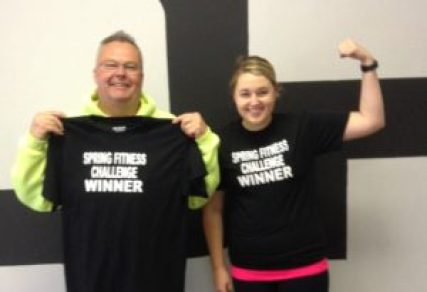 Mark Nelson at Digman Fitness