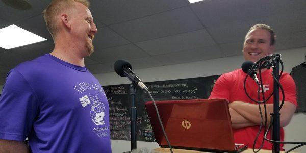 Tim Stranley Stoughton Viking Games Digman fitness podcast Madison WI