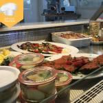 Quelques mets cuisinés au restaurant Bottega Mathi