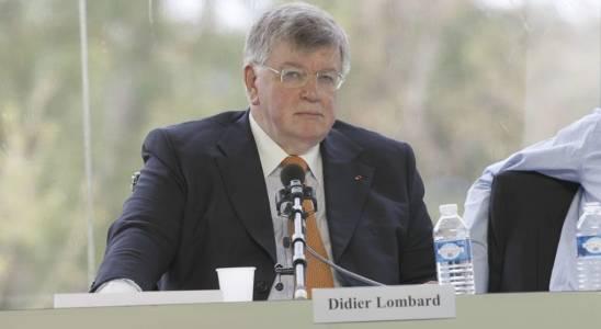 Didier Lombard, ex PDG de France Télécom (Orange)