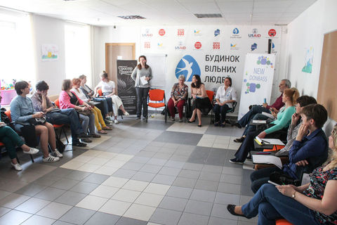 """News with tag """"New Donbas"""" 