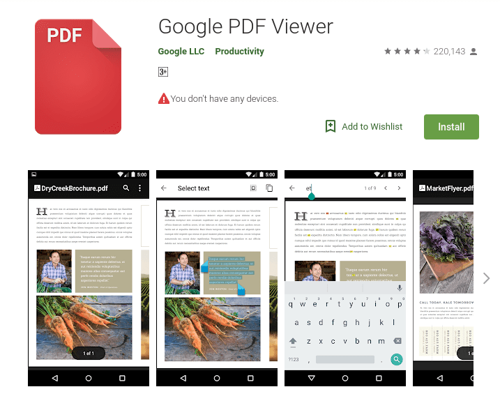 best pdf viewer for google drive