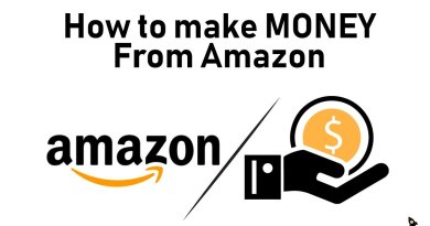 make money from amazon- amazon affiliate program