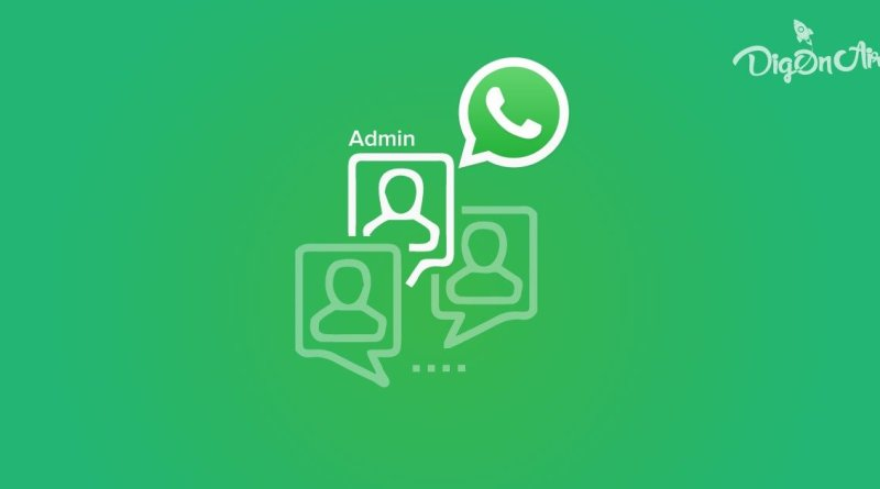 admin posts only groups in Whatsapp
