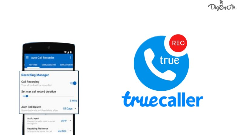 true caller call recording feature