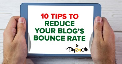 10 tips to reduce your Blog's bounce rate