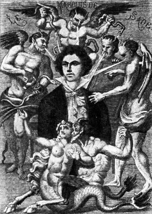 Marquis de Sade. Sex and Violence in the French Revolution