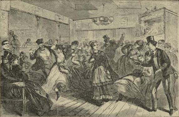 Sex trade in the 1800s