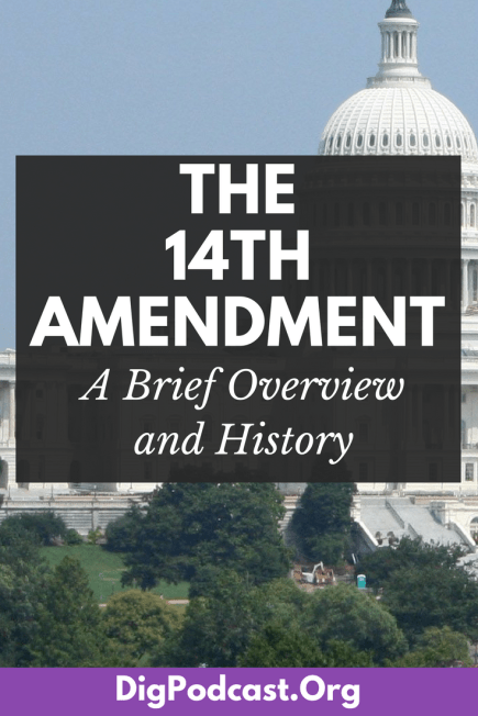 The 14th Amendment to the Constitution of the United States: A History and Overview #14thAmendment #constitution #apush #teacherspayteachers #law #history