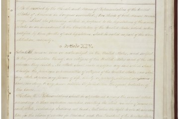 a 19th century piece of paper with handwritten text