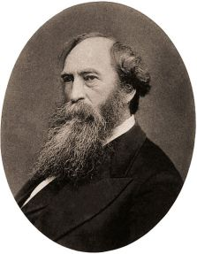 a black and white portrait of a white bearded man