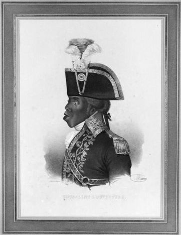 A portrait of Toussaint L'Ouverture. Rebel Slaves and Resistance in the Revolutionary Caribbean