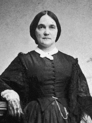 Mary Boykin Chestnut in the 1860s