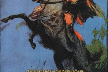 Theatrical release poster for The Birth of a Nation, distributed by Epoch Film Co.