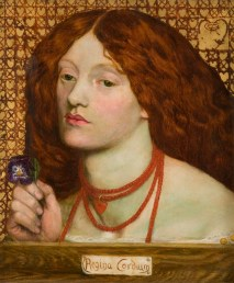 Dante Gabriel Rossetti, Regina Cordium (1860)
