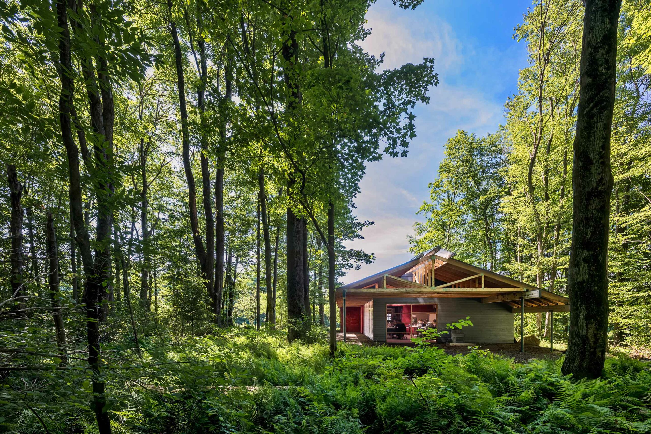 Frank Lloyd Wright S Legacy Evolved With High Meadow At Fallingwater Digs Net