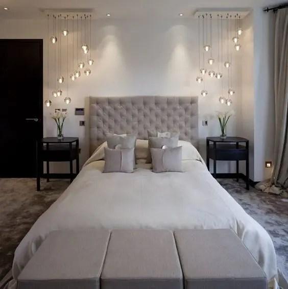 Wall Lamps Bedroom Ideas Novocom Top