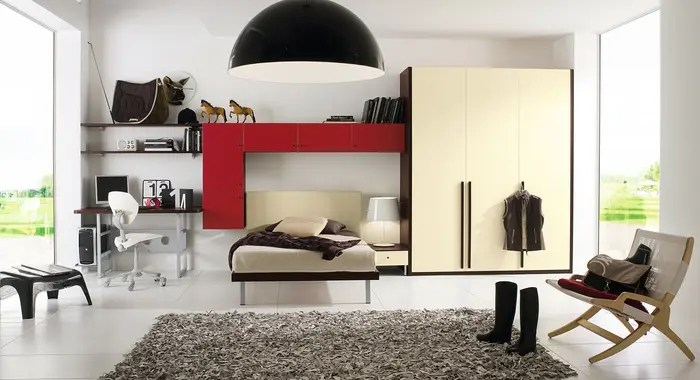 25 Cool Boys Bedroom Ideas by ZG Group   DigsDigs on Cool Bedroom Ideas For Guys Small Rooms  id=35408