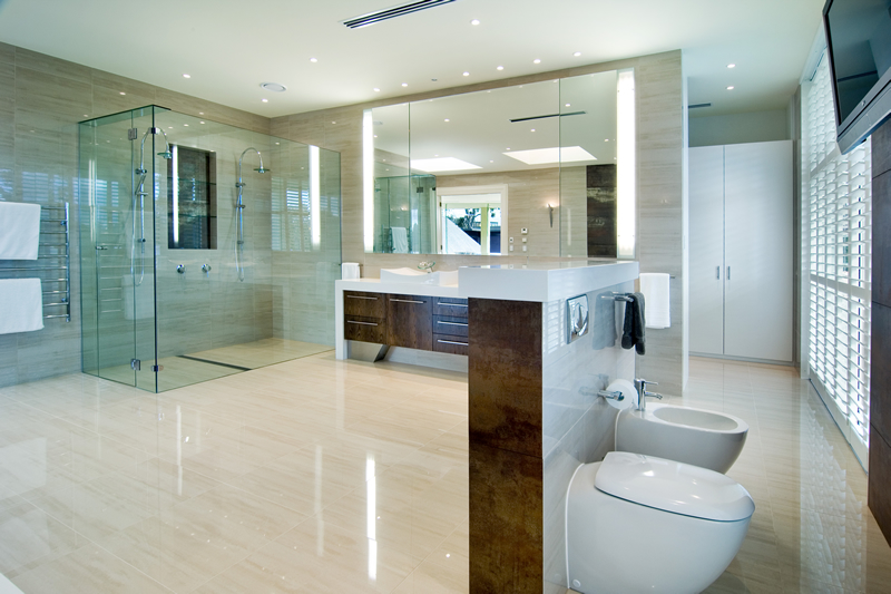 Big Bathroom Award Winning Ideas