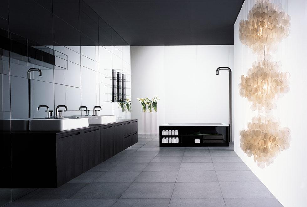 Very Big Bathroom Inspirations From Boffi