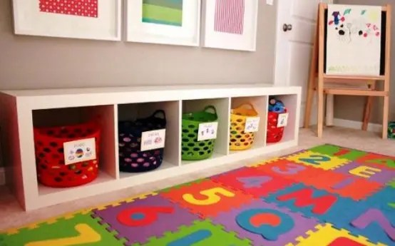 39 Cool And Easy Kids' Toys Organizing Ideas