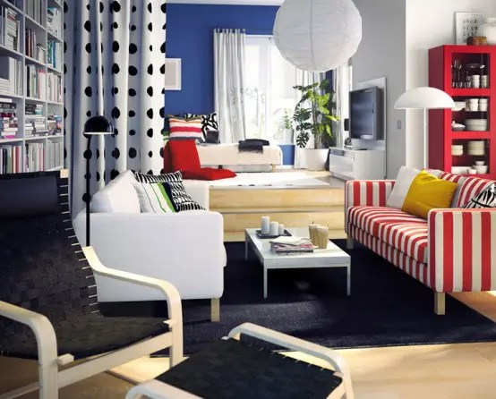 IKEA Living Room Design Ideas 2010
