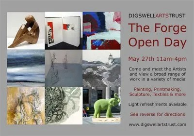 Poster for Forge Open Day