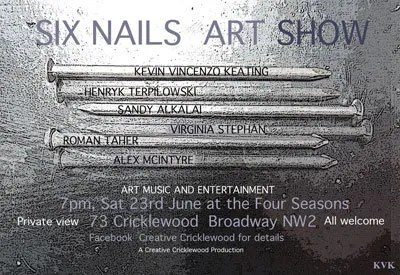 Six Nails art Show