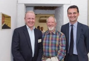 Tony Gaughan John W Mills and John Lewis