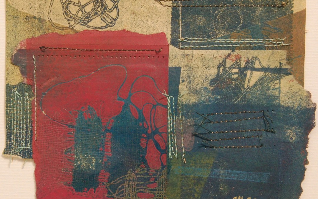 Sally Tyrie selected for Craft in the Bay 'Focus on Print'