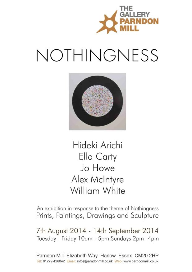 Nothingness-poster