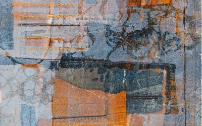 Ross Loveday and Sally Tyrie exhibit with Bircham Gallery